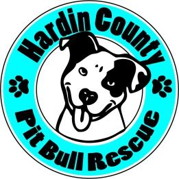Logo design for Hardin County Pit Bull Rescue