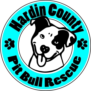 Logo design for Hardin County Pit Bull Rescue