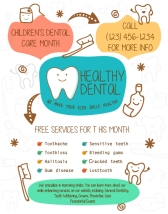 Dental Flyer-Brandi Monasco