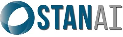 Stan AI Logo Design