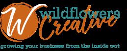 Wildflower Creative Vector Logo