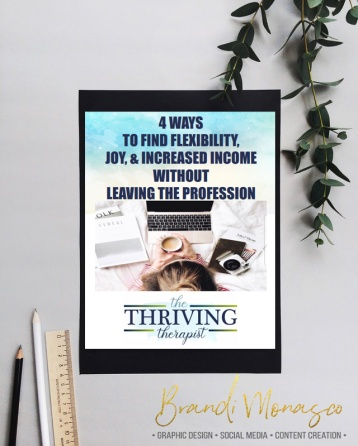 E-Book Created for The Thriving Therapist